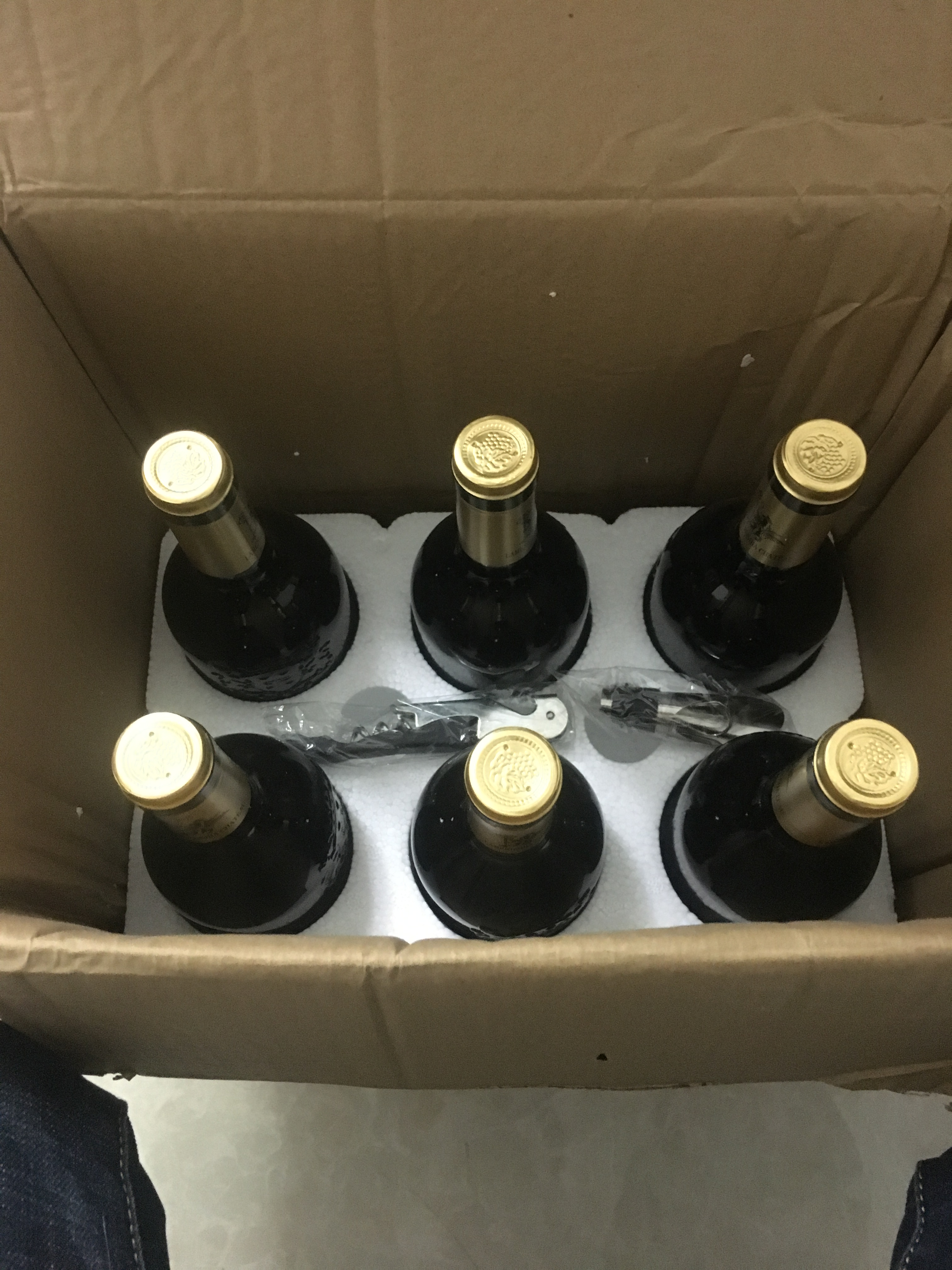 鸟叔在酒链世界再次免费兑换法国进口干红葡萄酒|鸟叔の窝